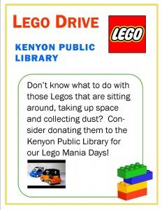 LEGO Drive!