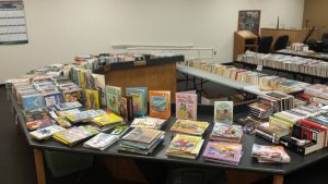 2019 Rose Fest Book Sale