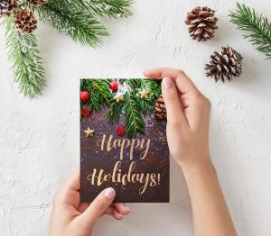 Make & Take: Holiday Greeting Cards