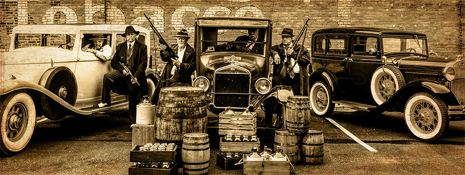 Minnesota's Wild & Woolly Prohibition Days June 4 at 7 pm