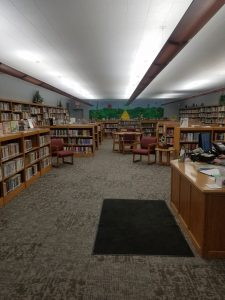 CANCELED: OPEN HOUSE: 3/24/20 5 – 6:30 PM: New Carpet & Paint at the Library!